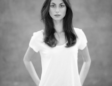 Tia Woods, Saba Denim Campaign | Will Hartl Photography