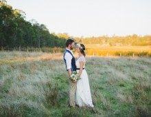Kat & Clarrie Wedding – Western Australia
